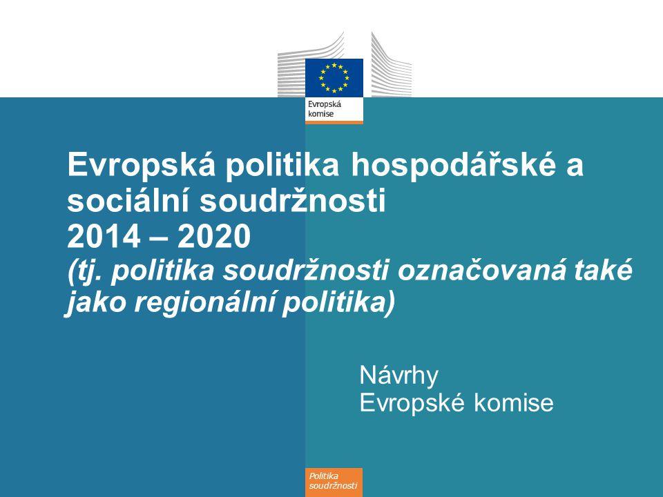 Návrhy Evropské komise