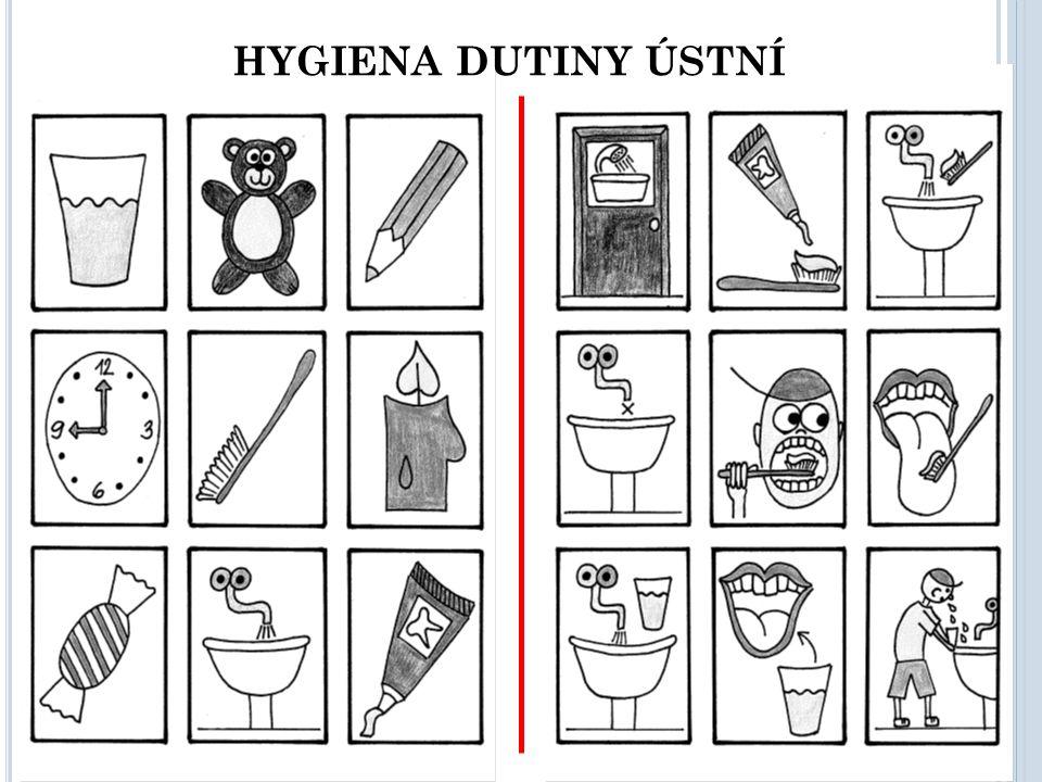 HYGIENA DUTINY ÚSTNÍ