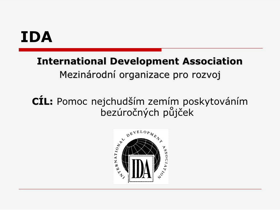 International Development Association