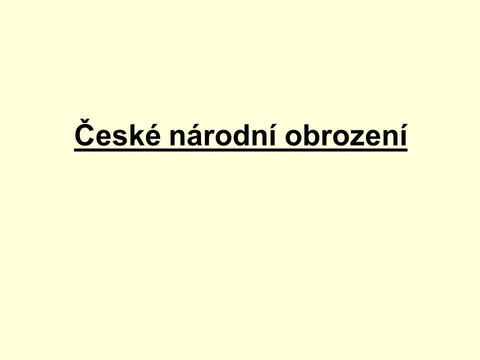 České národní obrození