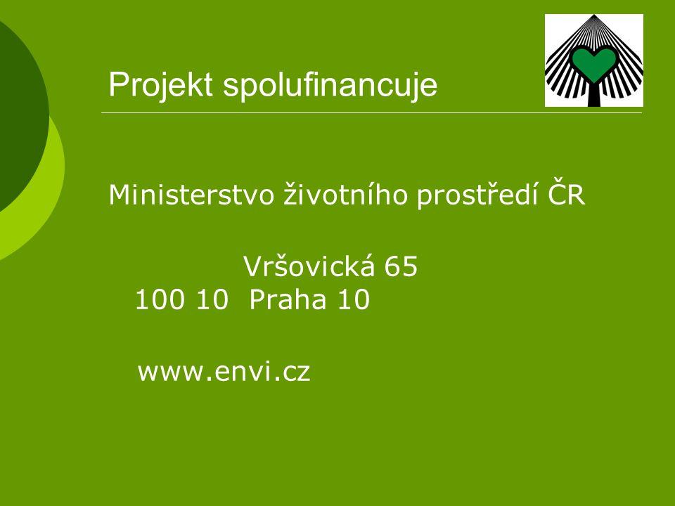 Projekt spolufinancuje