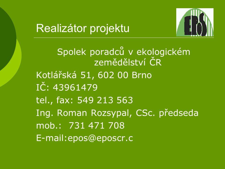 Spolek poradců v ekologickém zemědělství ČR