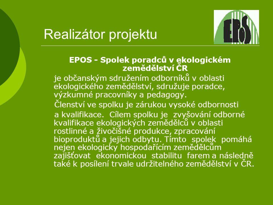 EPOS - Spolek poradců v ekologickém zemědělství ČR
