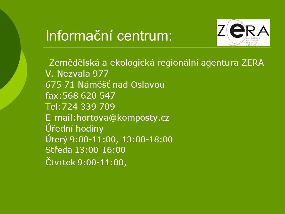 Zemědělská a ekologická regionální agentura ZERA