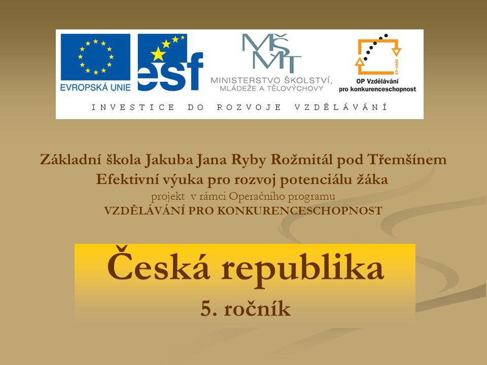 Česká republika 5. ročník