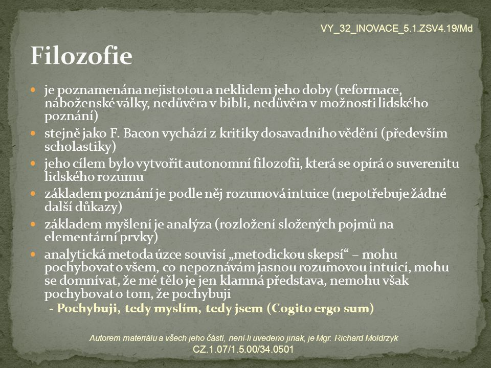 VY_32_INOVACE_5.1.ZSV4.19/Md Filozofie.