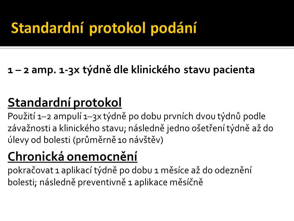 Standardní protokol podání
