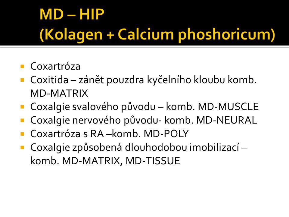 MD – HIP (Kolagen + Calcium phoshoricum)