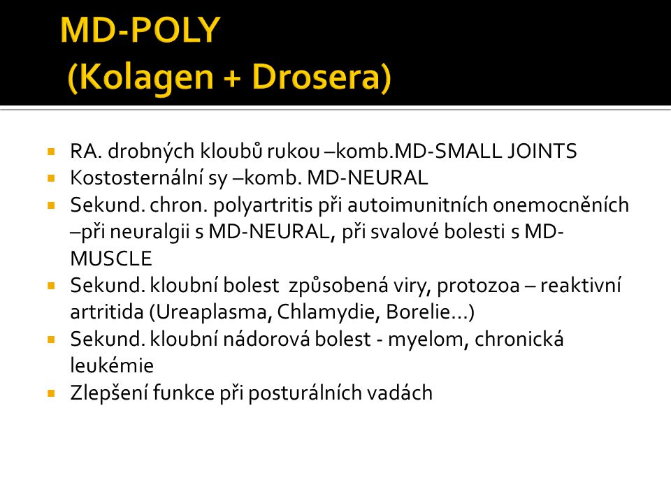 MD-POLY (Kolagen + Drosera)