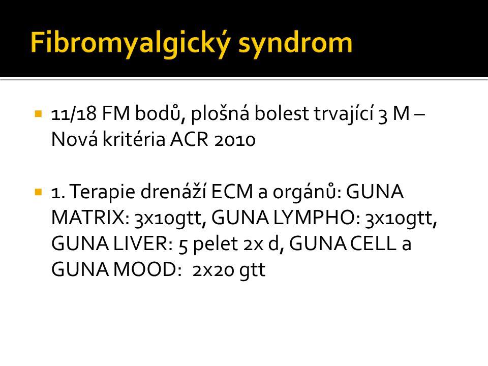 Fibromyalgický syndrom