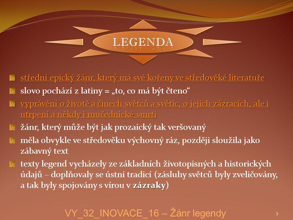VY_32_INOVACE_16 – Žánr legendy
