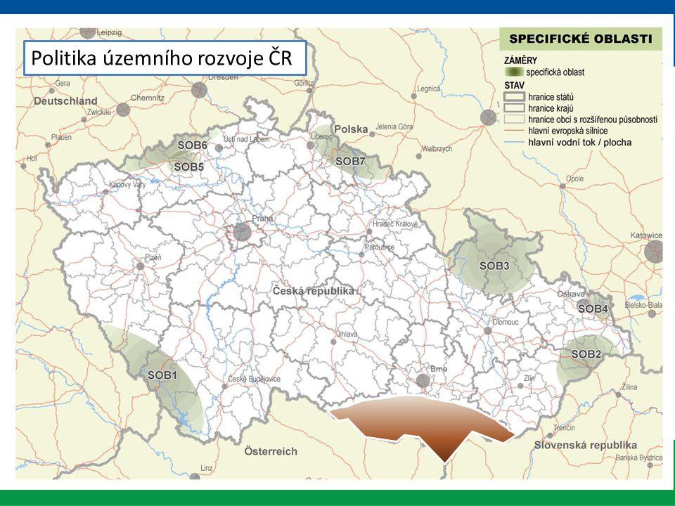 Politika územního rozvoje ČR