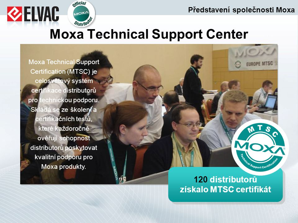 Moxa Technical Support Center
