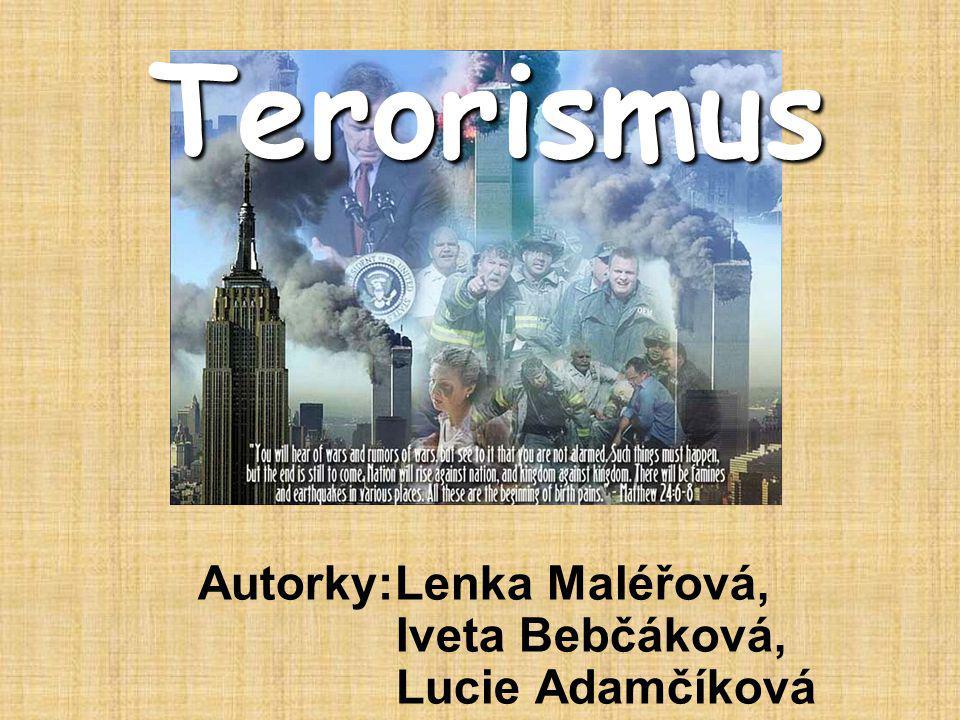 Autorky:Lenka Maléřová, Iveta Bebčáková, Lucie Adamčíková