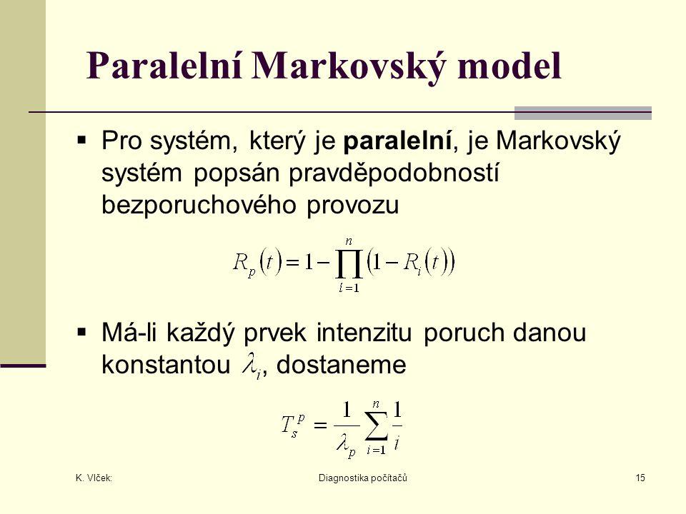 Paralelní Markovský model