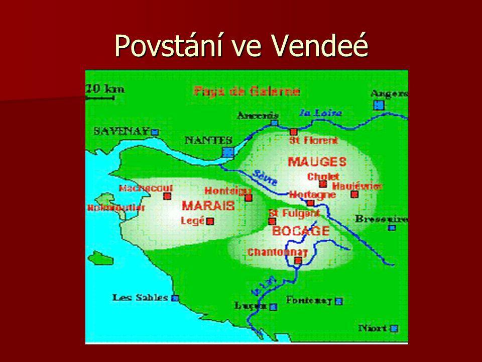 Povstání ve Vendeé