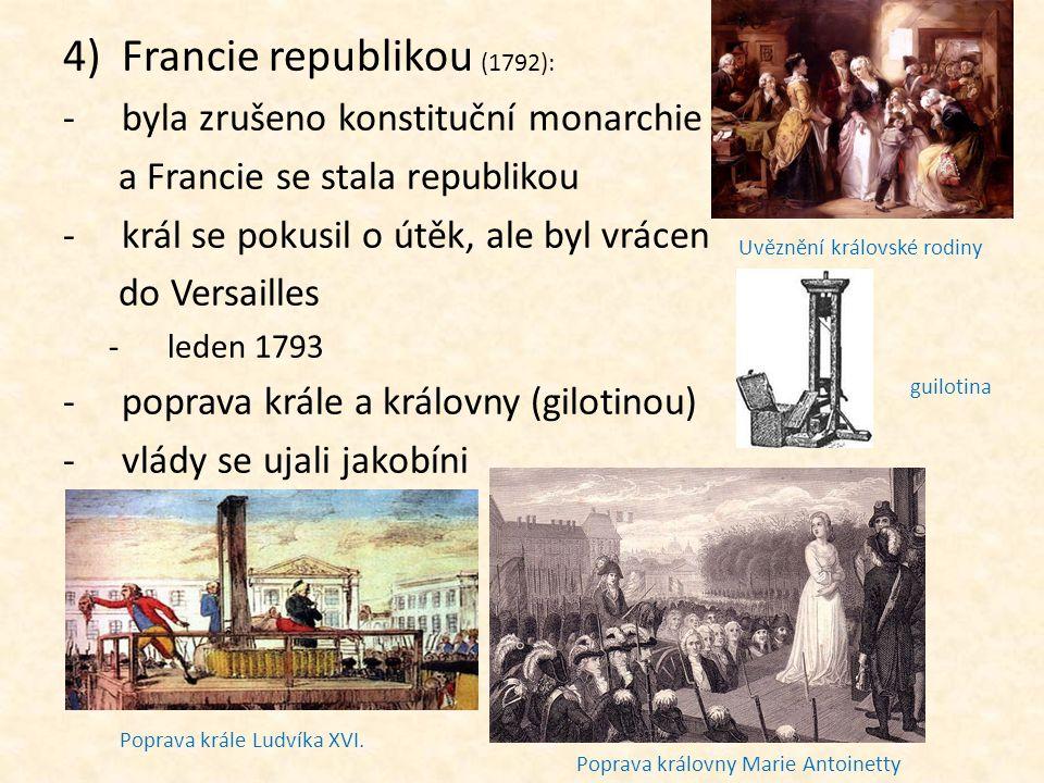 Francie republikou (1792):
