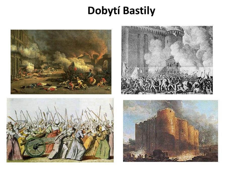 Dobytí Bastily