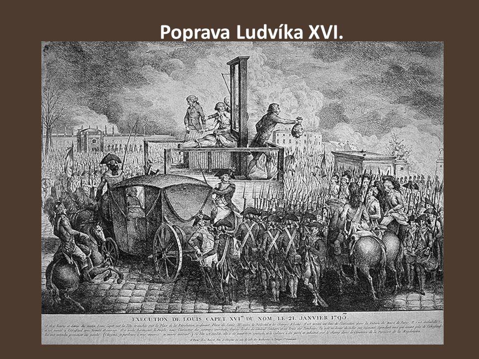 Poprava Ludvíka XVI.