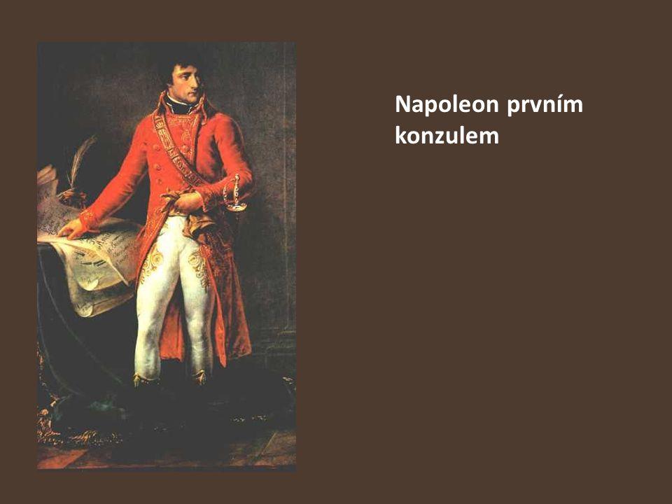 Napoleon prvním konzulem