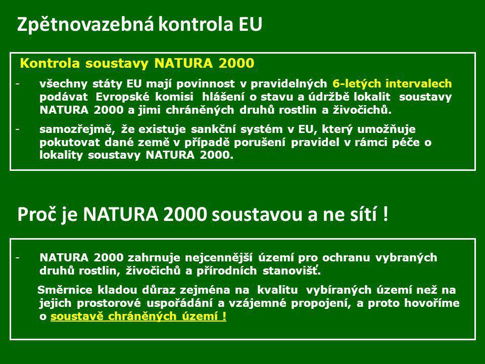 Zpětnovazebná kontrola EU