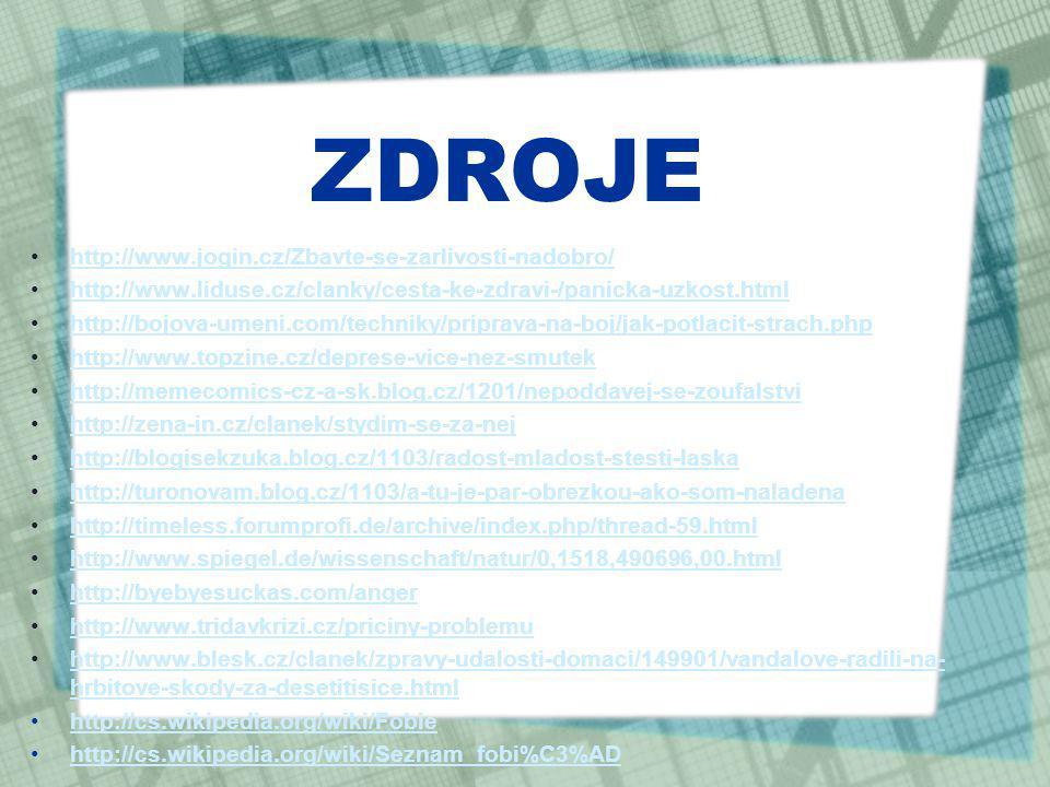 ZDROJE http://www.jogin.cz/Zbavte-se-zarlivosti-nadobro/