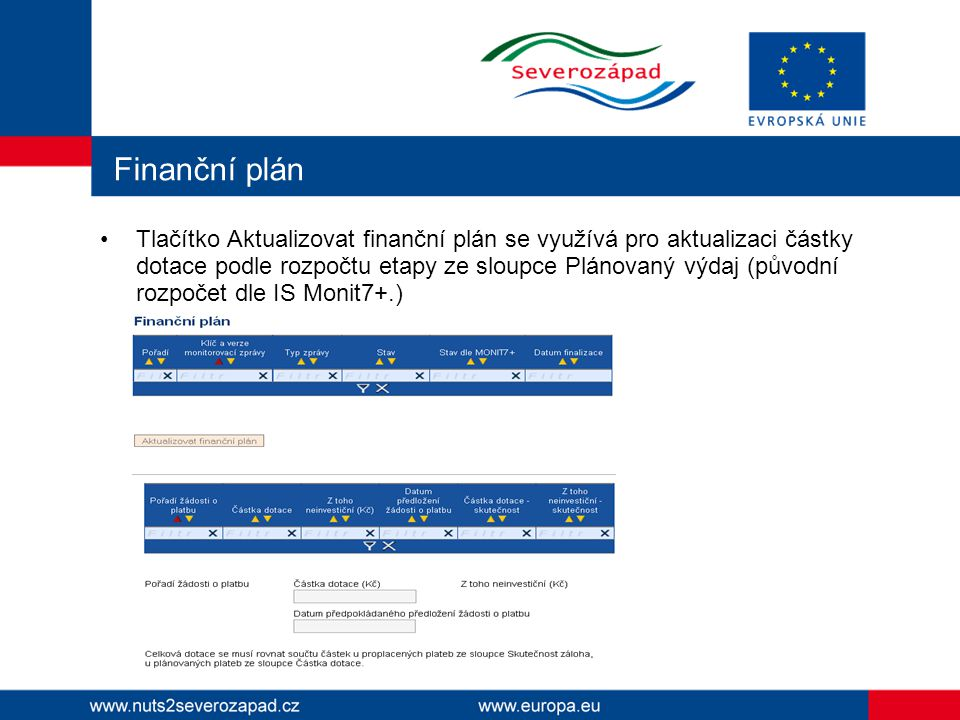 Finanční plán