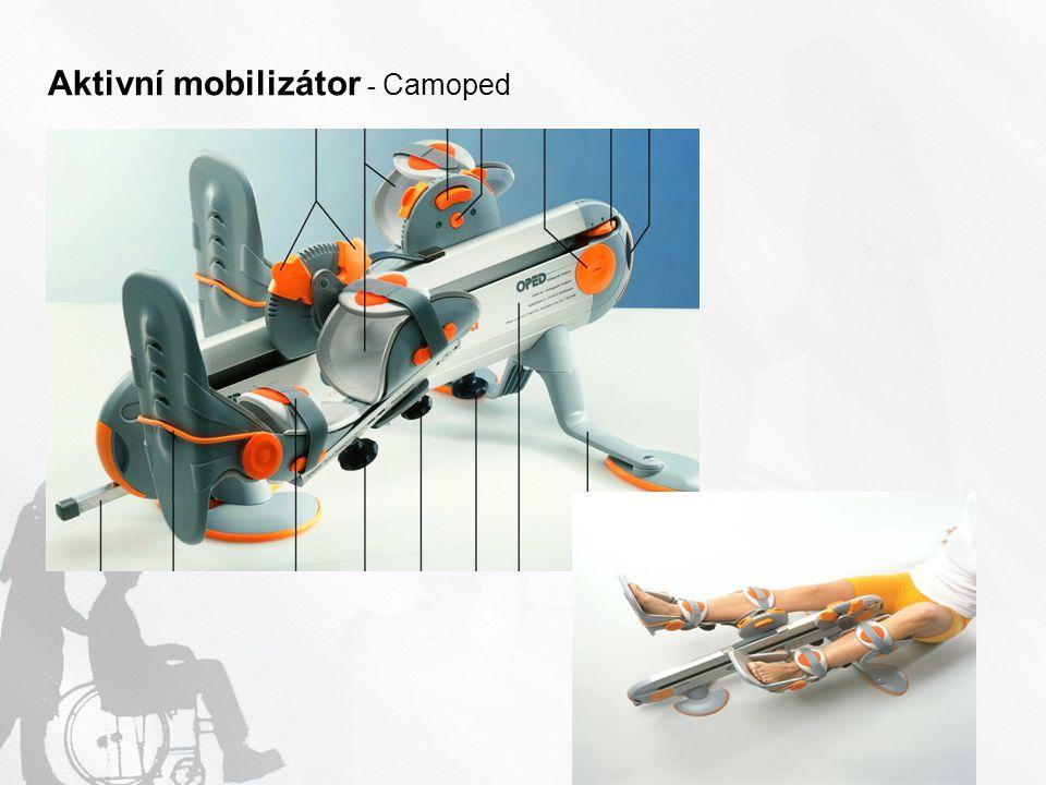 Aktivní mobilizátor - Camoped