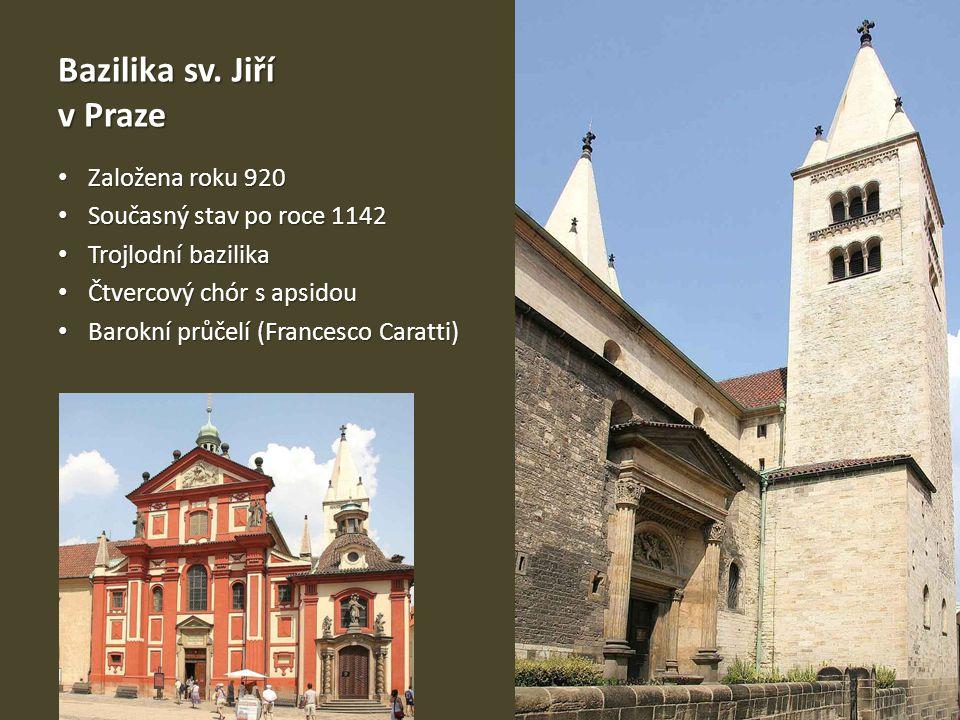 Bazilika sv. Jiří v Praze