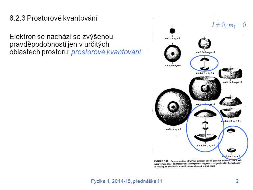 6.2.3 Prostorové kvantování