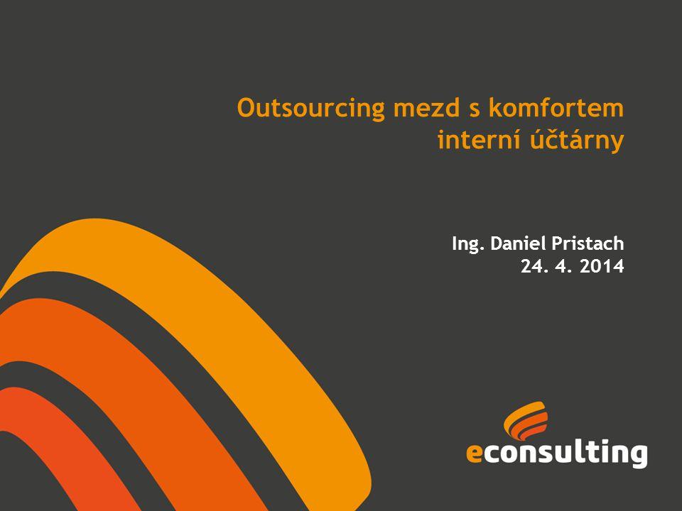 Současné trendy outsourcingu mezd