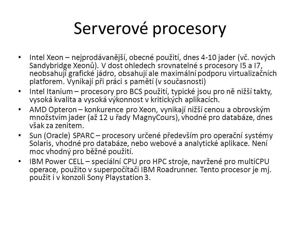 Serverové procesory