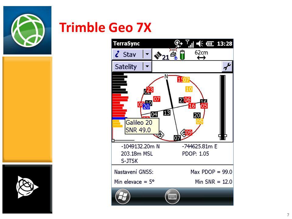 Trimble Geo 7X