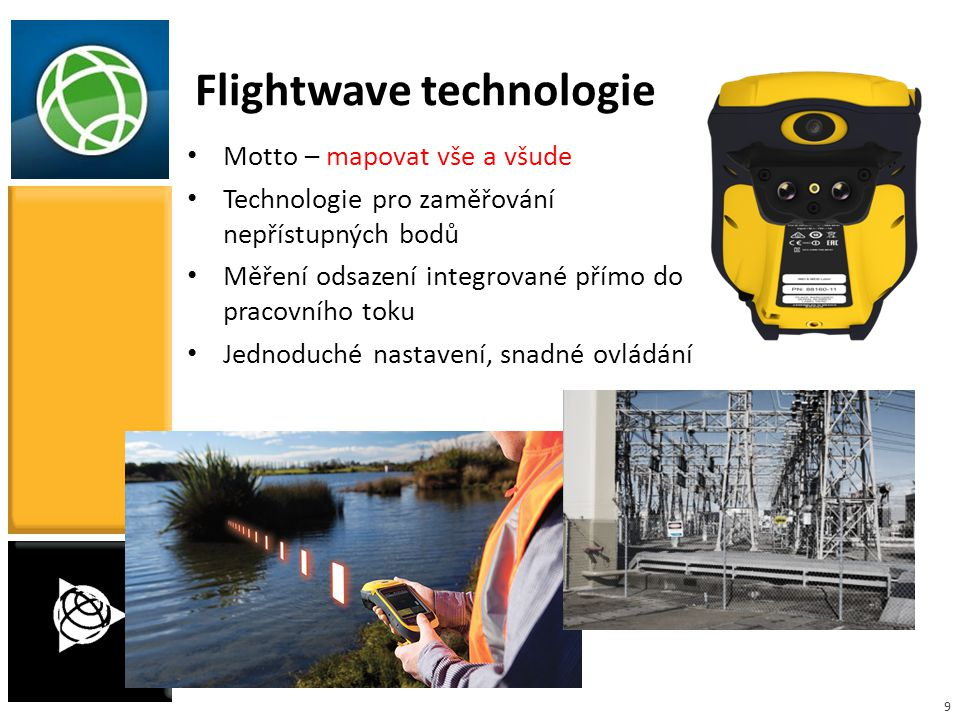 Flightwave technologie