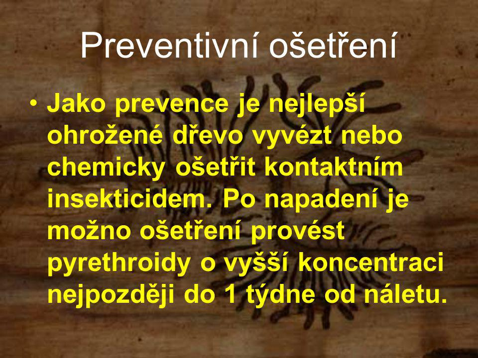Preventivní ošetření