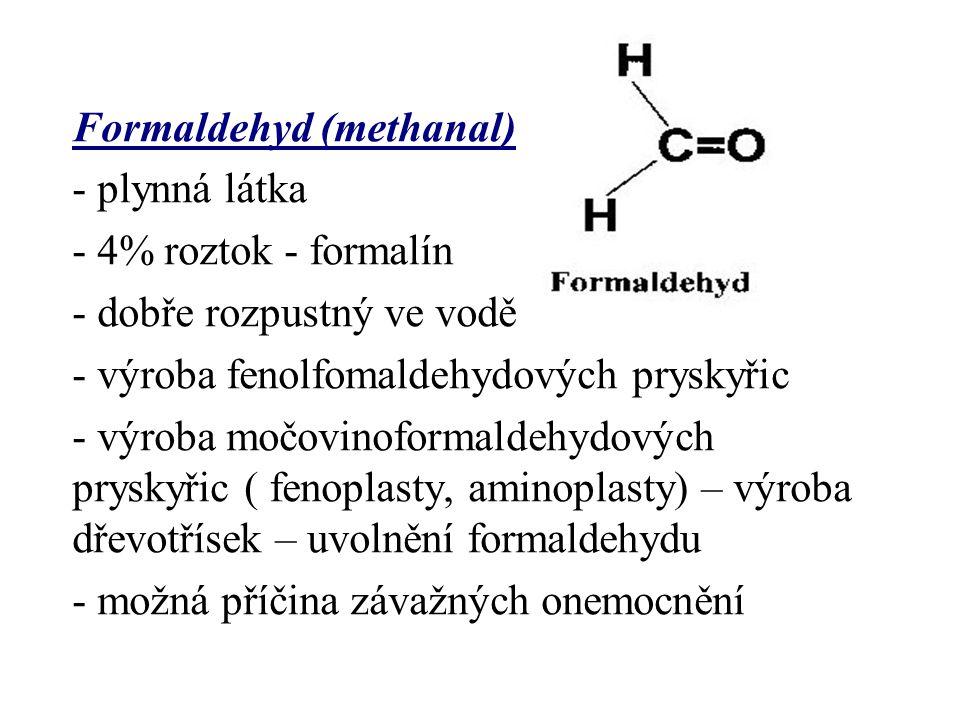 Formaldehyd (methanal)