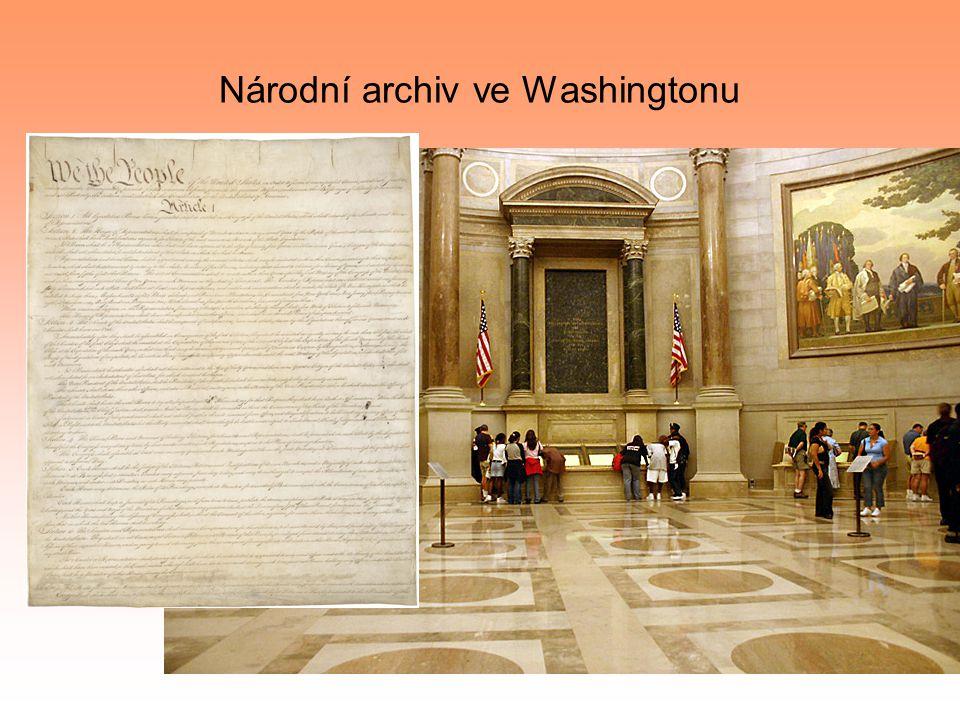 Národní archiv ve Washingtonu