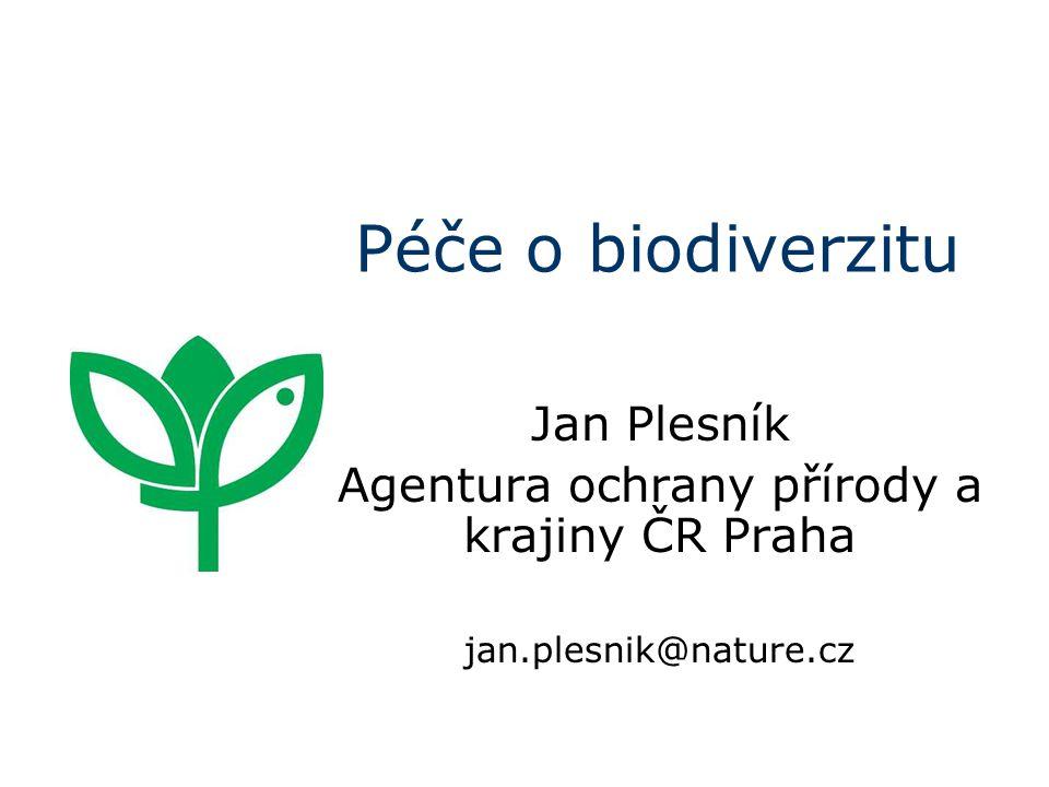 Agentura ochrany přírody a krajiny ČR Praha