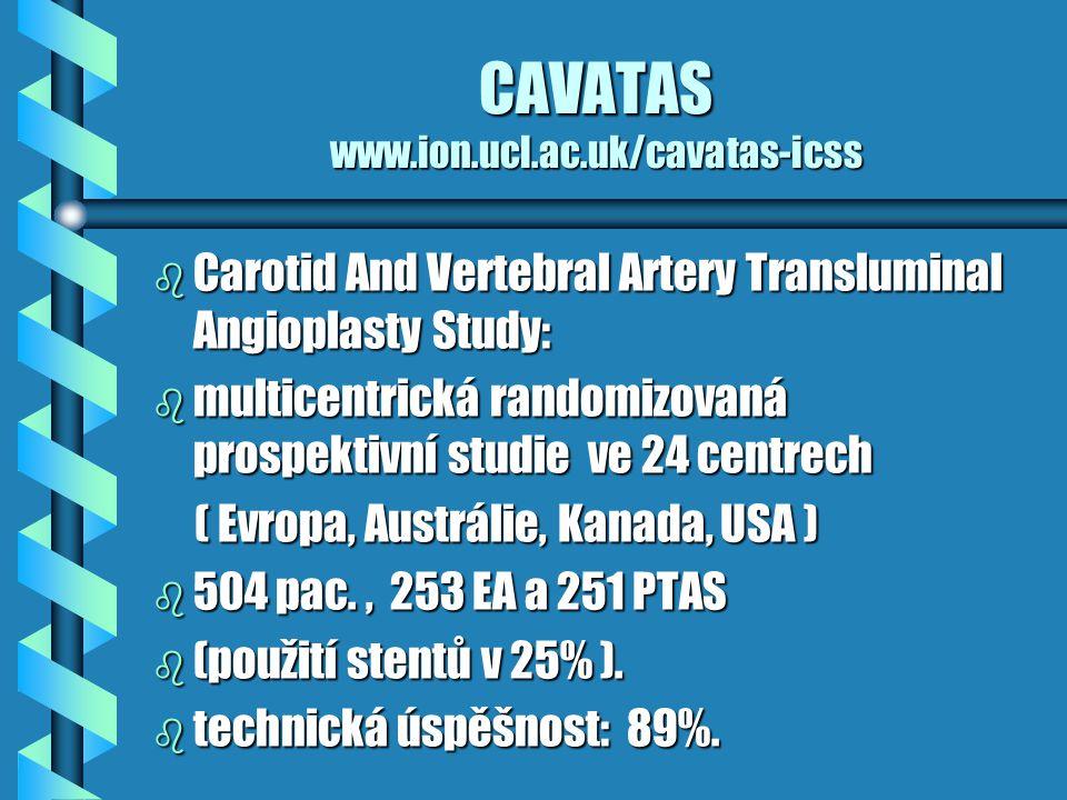 CAVATAS www.ion.ucl.ac.uk/cavatas-icss