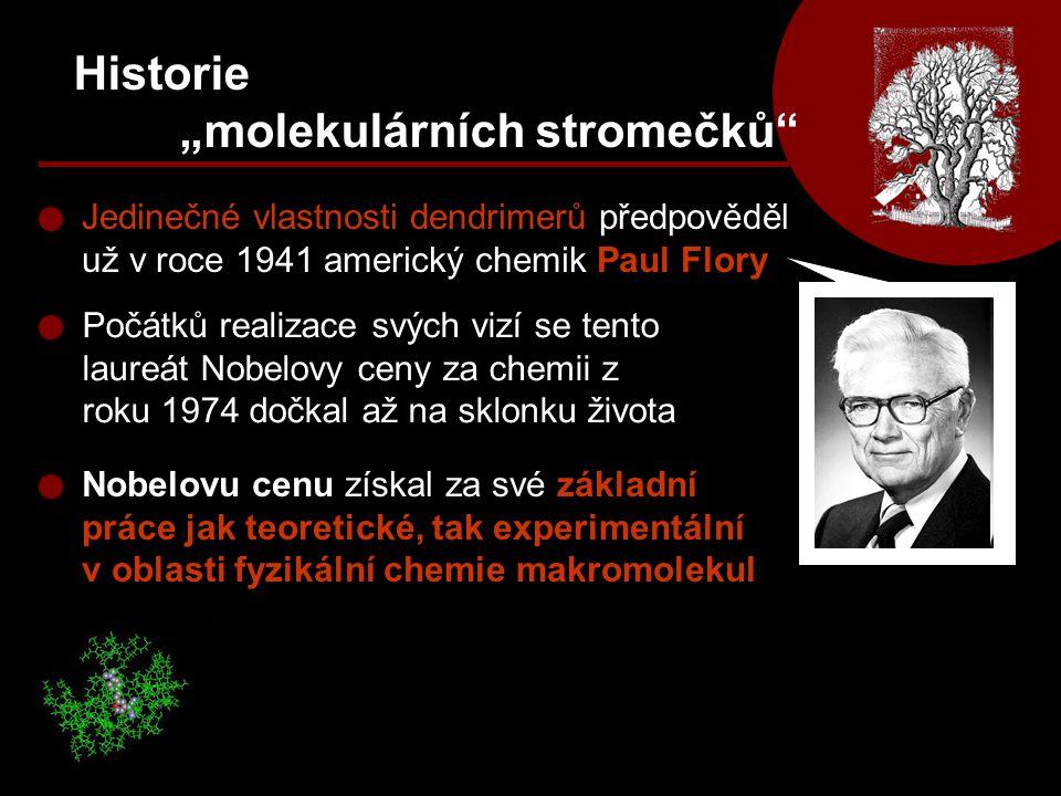 """""""molekulárních stromečků"""