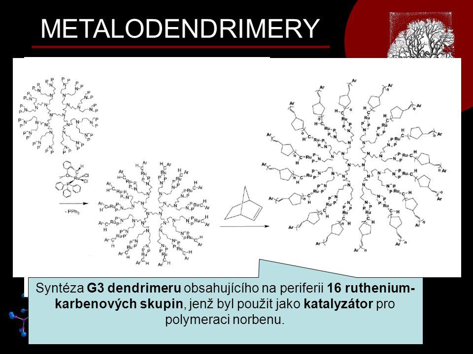 METALODENDRIMERY