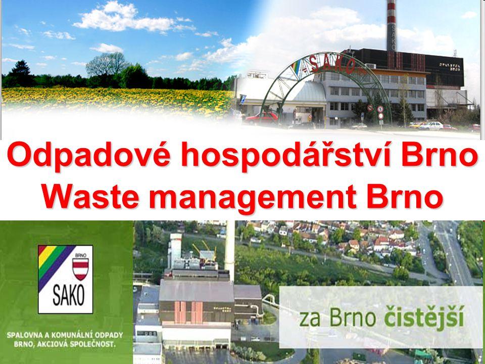 Odpadové hospodářství Brno