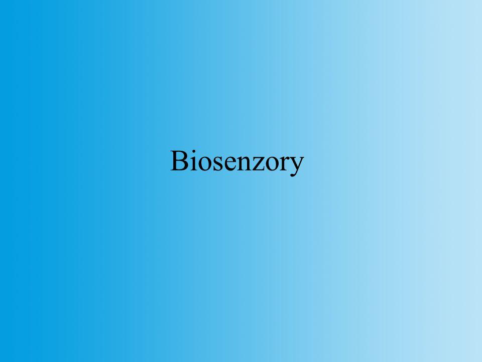 Biosenzory