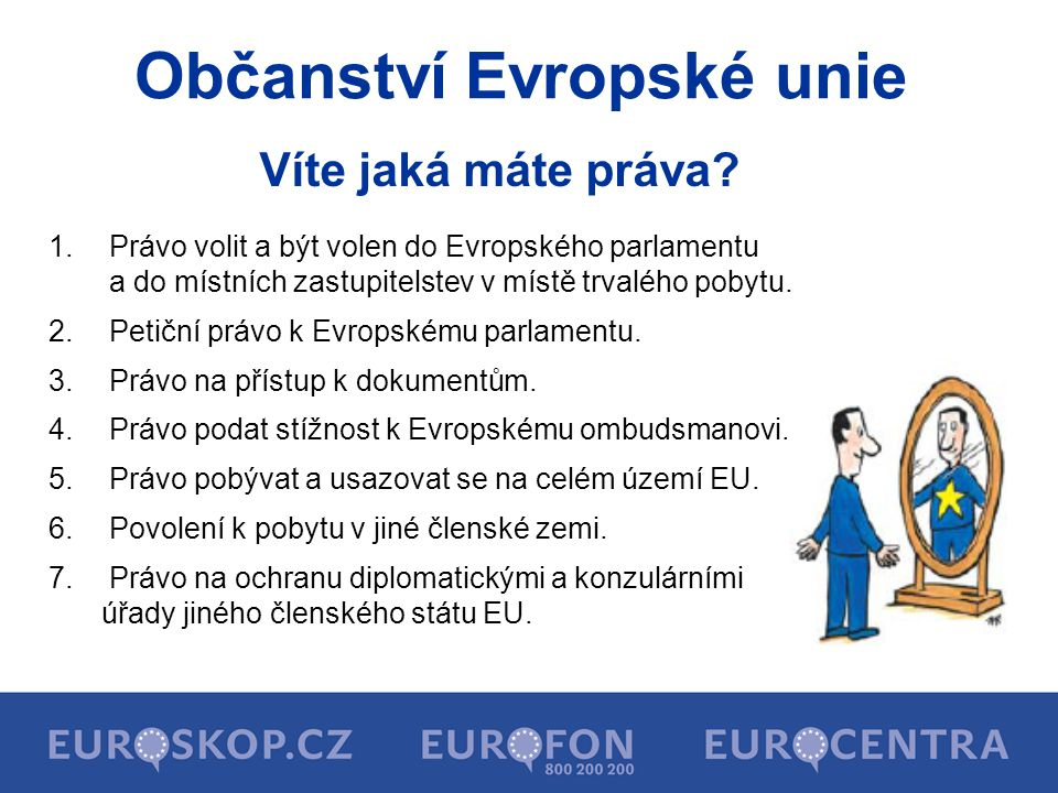 Občanství Evropské unie