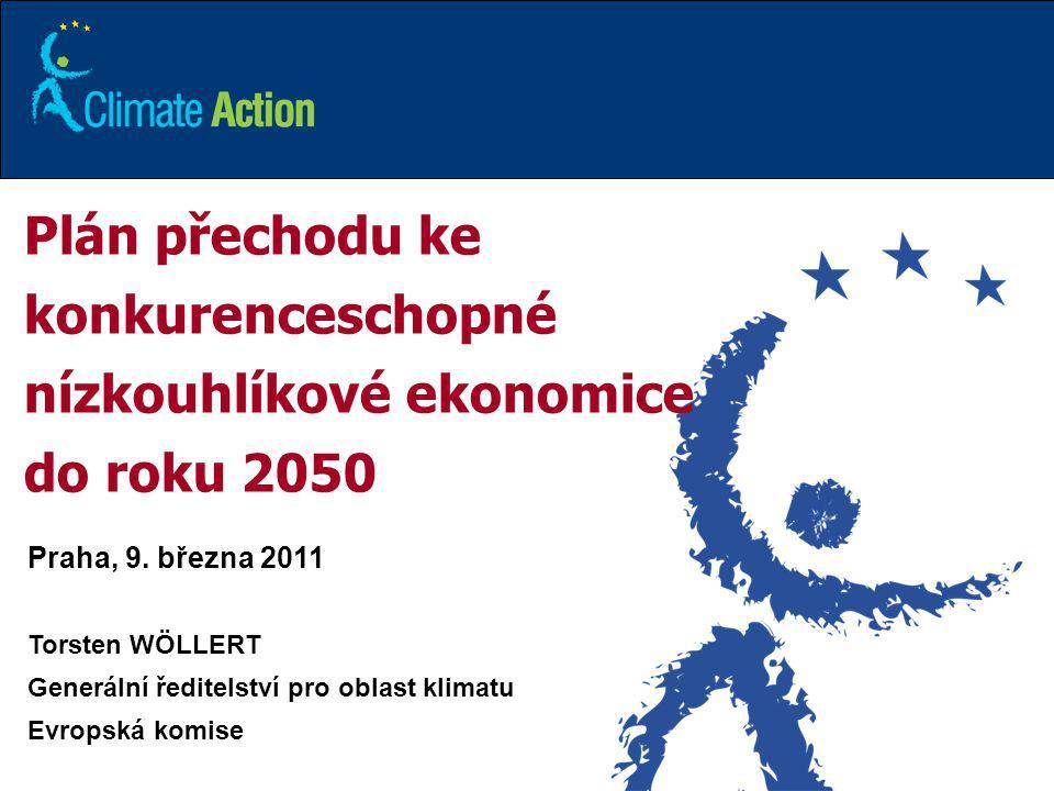 Plán přechodu ke konkurenceschopné nízkouhlíkové ekonomice do roku 2050