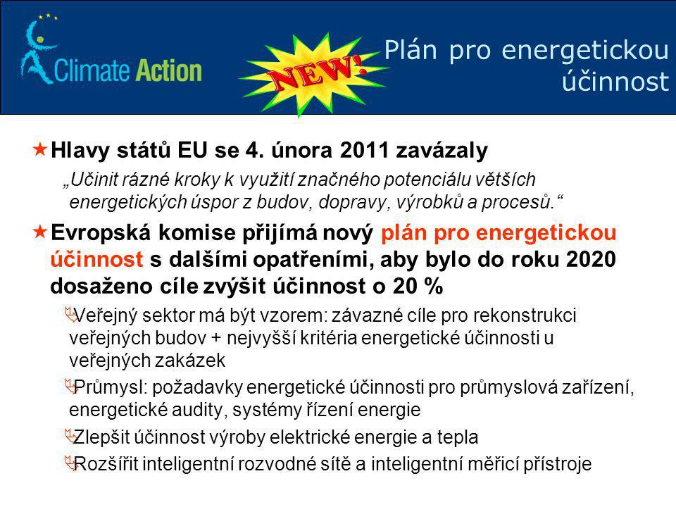 Plán pro energetickou účinnost