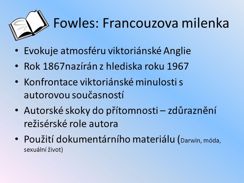 Fowles: Francouzova milenka