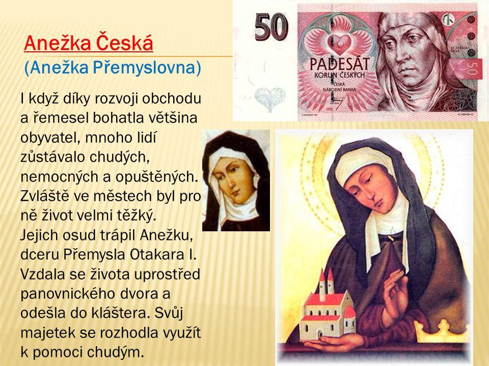 Anežka Česká (Anežka Přemyslovna)