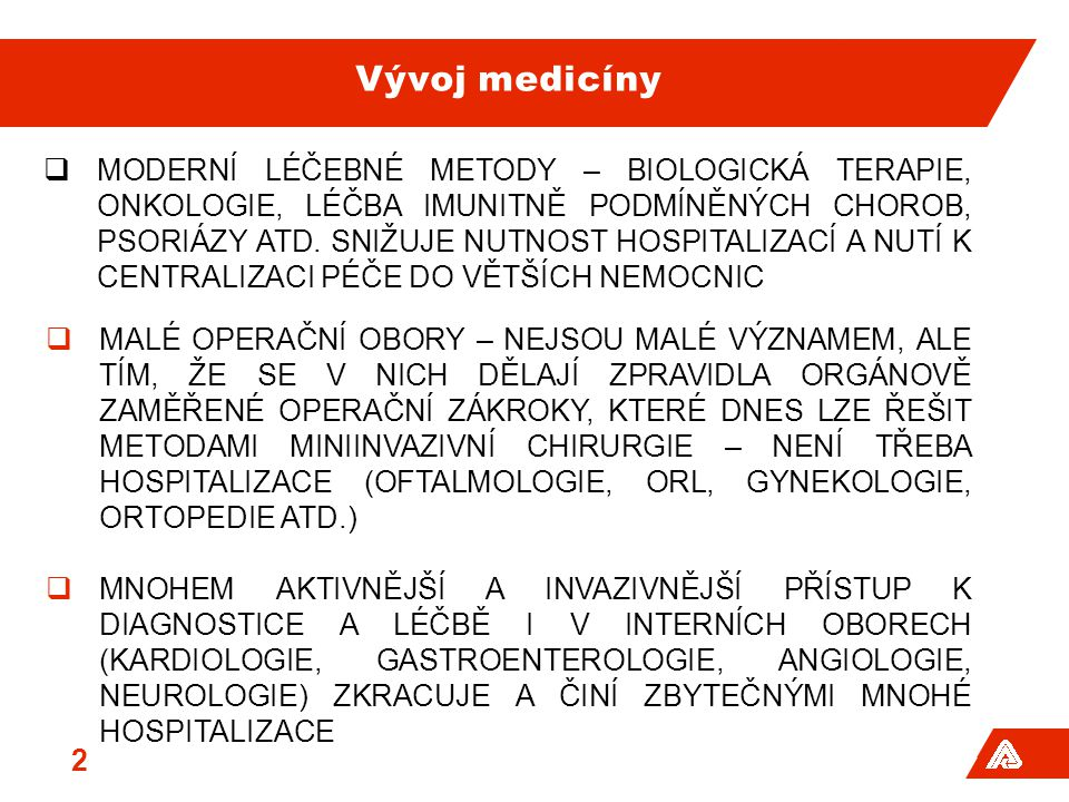 Vývoj medicíny