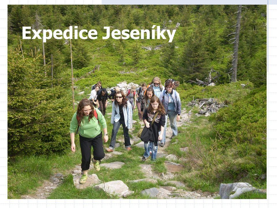 Expedice Jeseníky